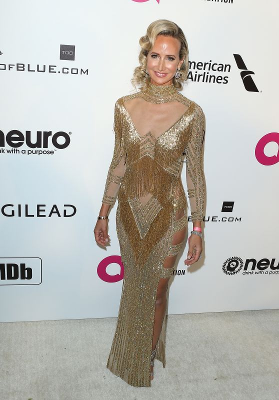 Lady Victoria Hervey – 2019 Elton John's Oscars Viewing Party