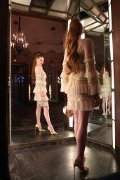 Larsen Thompson - Portraits for Teen Vogue
