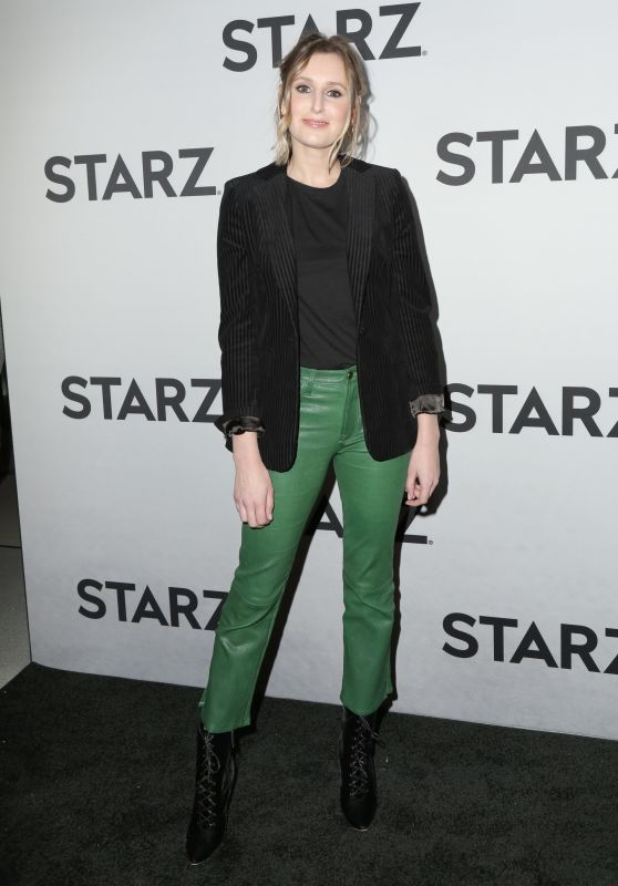 Laura Carmichael – 2019 Starz Winter TCA Tour in Los Angeles