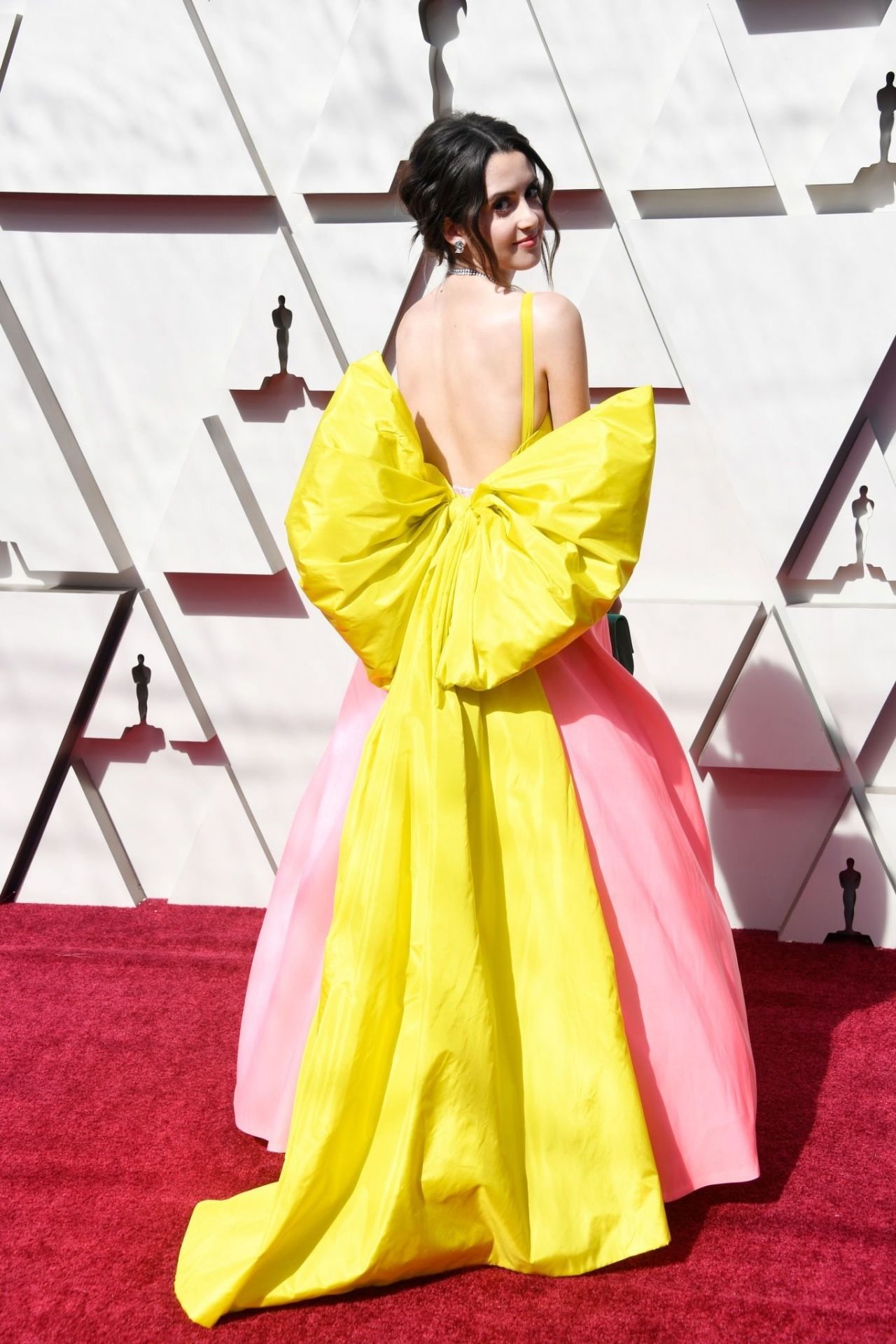 Laura Marano Oscars 2019 Red Carpet