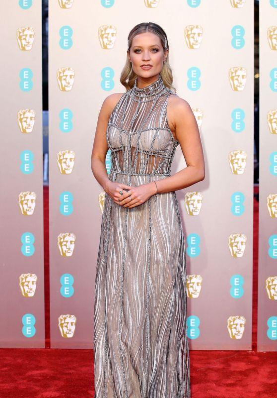 Laura Whitmore – BAFTA 2019