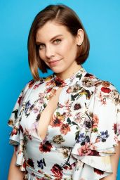 Lauren Cohan - 2019 Winter TCA Portraits