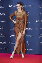 Laury Thilleman – 2019 Laureus World Sports Awards