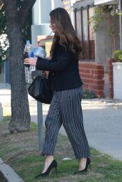 Lea Michele Casual Style 02/25/2019