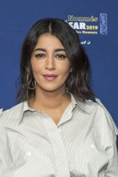 Leila Bekhti – Cesar 2019 Nominee Luncheon in Paris