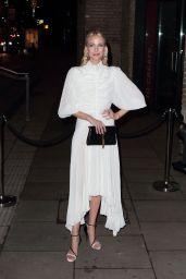 Leonie Hanne – Fabulous Fund Fair in London Fashion Week 02/18/2019