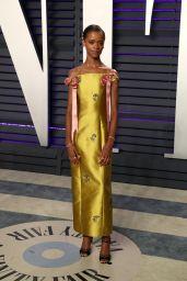Letitia Wright – 2019 Vanity Fair Oscar Party