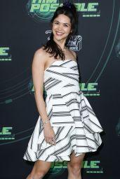 """Lilan Bowden – """"Kim Possible"""" Premiere in LA"""
