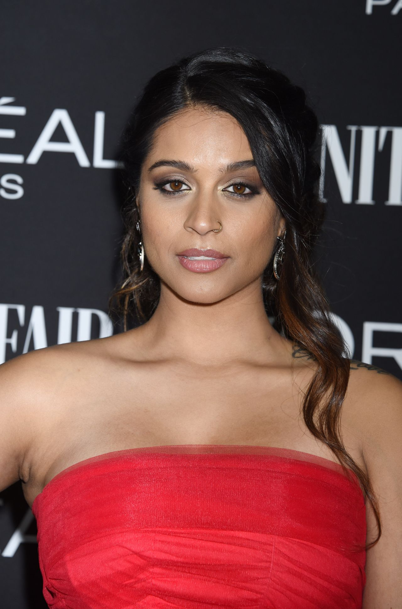 Lilly Singh Vanity Fair Amp LOral Paris Celebrate New