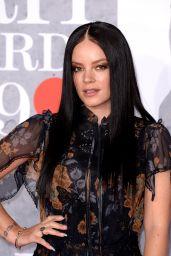 Lily Allen – 2019 Brit Awards