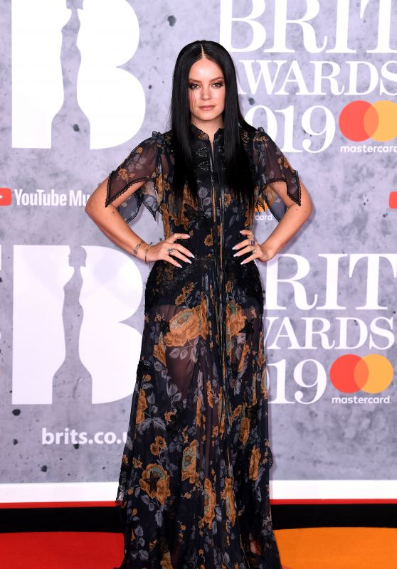 Lily Allen – 2019 Brit Awards