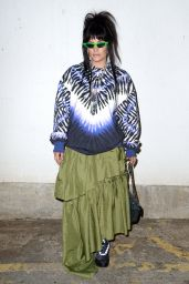 Lily Allen – House of Holland Show, London Fashion Week 02/16/2019