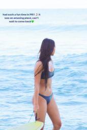 Lily Chee in Bikini 02/21/2019