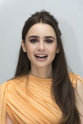 "Lily Collins - ""Les Miserables"" Portraits, February 2019"