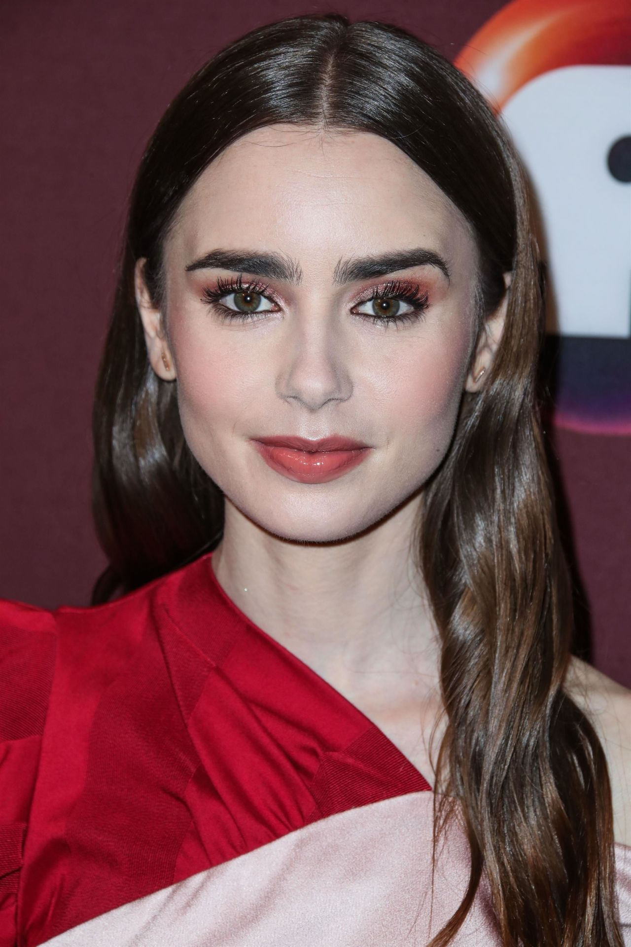 "Lily Collins - ""Masterpiece"" Photocall at the 2019 Winter ..."