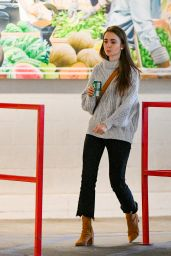Lily Collins Outfit Ideas 02/12/2019