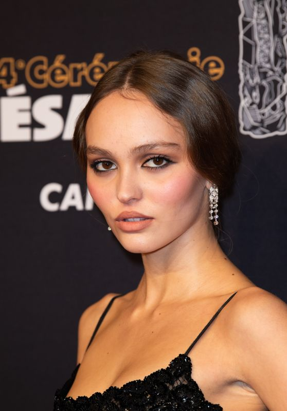 Lily-Rose Depp - 2019 Cesar Film Awards