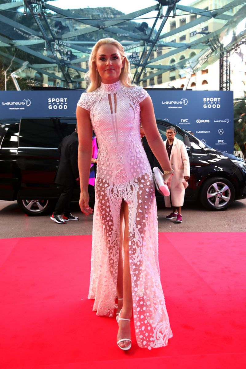 Lindsey Vonn 2019 Laureus World Sports Awards