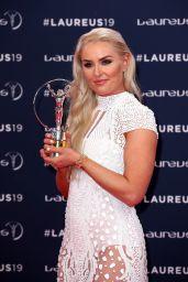 Lindsey Vonn - 2019 Laureus World Sports Awards