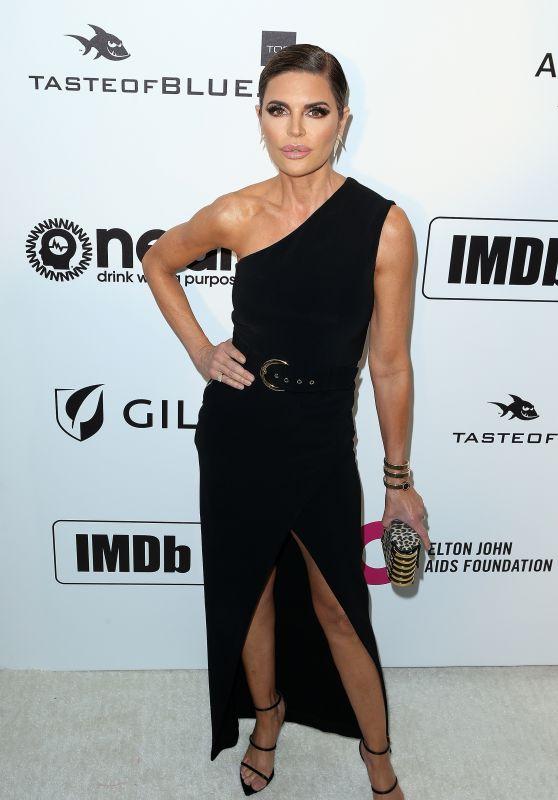 Lisa Rinna – 2019 Elton John's Oscars Viewing Party