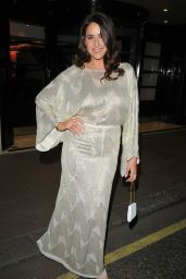 Lisa Snowdon - 2019 Gala Party Savoy Hotel in London