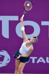 Liudmila Samsonova – Qualifying for 2019 WTA Qatar Open in Doha 02/11/2019