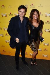 "Lizzie Cundy – ""9 to 5 The Musical"" Gala Evening in London 02/17/2019"