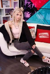 Loren Gray - Visits the Young Hollywood Studio in LA 02/15/2019