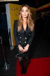 """Louise Redknapp – """"9 to 5 The Musical"""" Gala Evening in London 02/17/2019"""