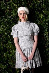 Lucy Boynton – Charles Finch & CHANEL Pre-Oscar Awards 2019 Dinner