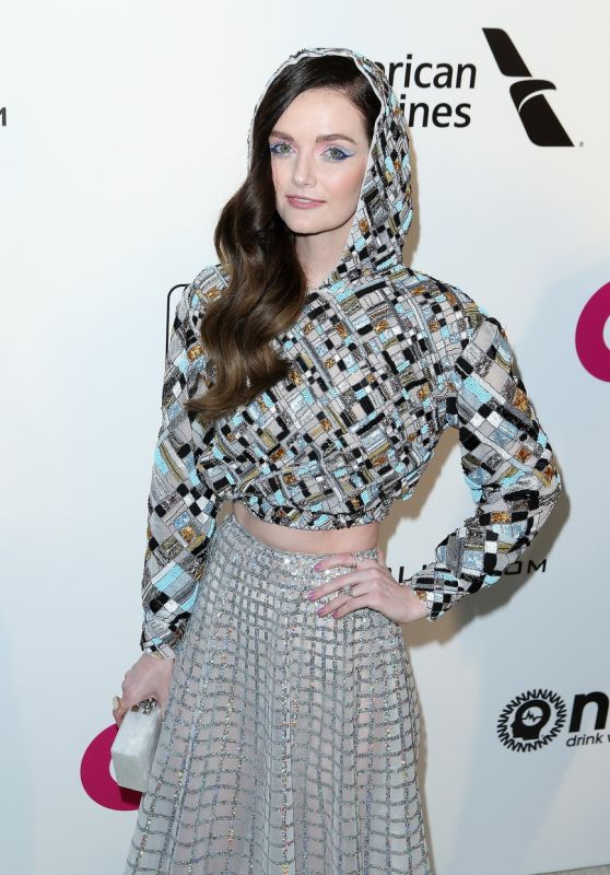 Lydia Hearst – 2019 Elton John's Oscars Viewing Party