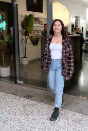 Mackenzie Ziegler - Hello Darling Hair Salon in LA 02/13/2019