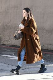 Madison Beer - Shopping on Rodeo Drive 02/11/2019