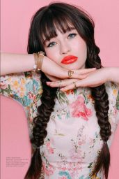 Malina Weissman - Photoshoot for Mood Magazine February 2019