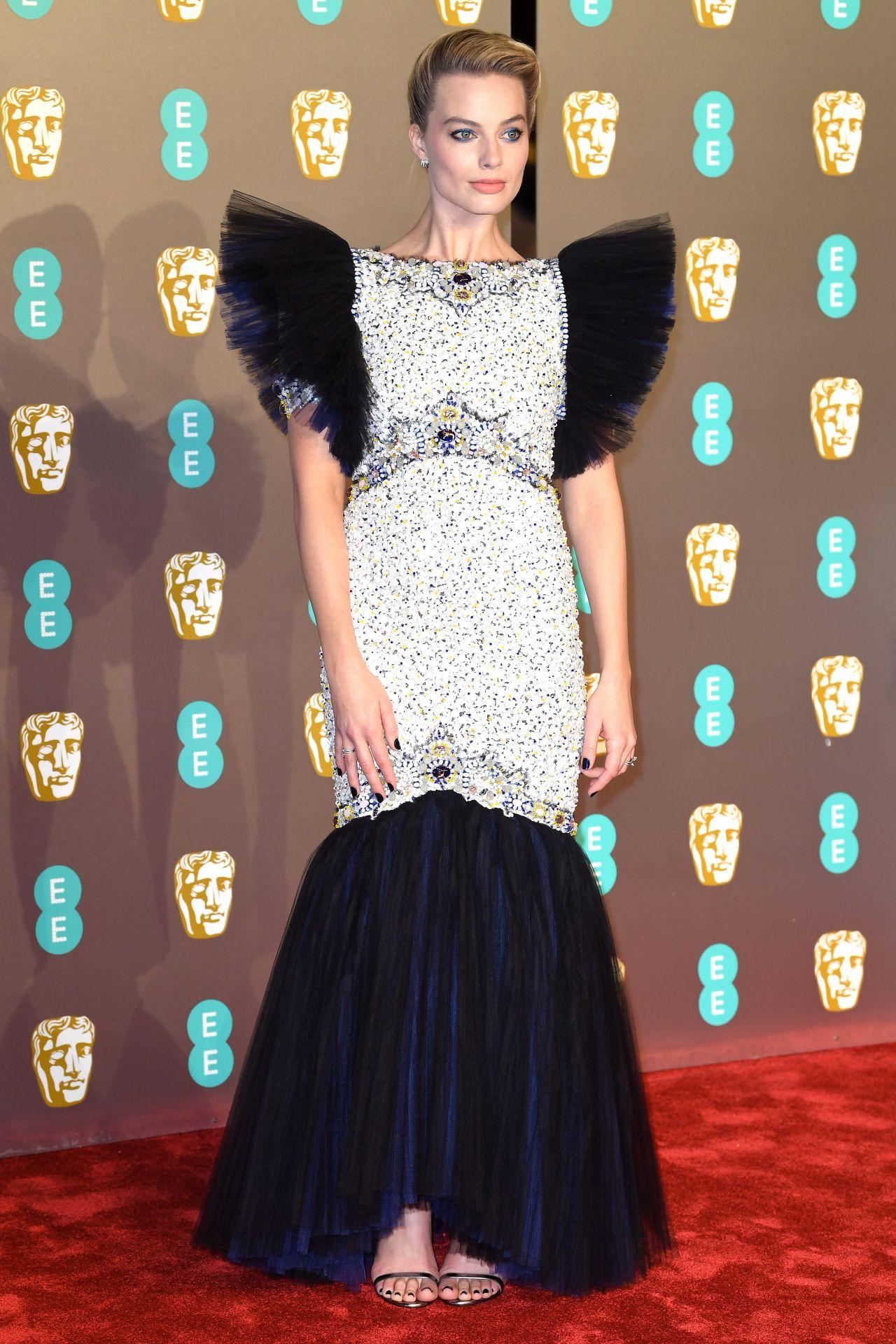 Margot Robbie Bafta 2019