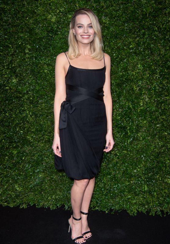 Margot Robbie - Charles Finch x Chanel Pre-Bafta Dinner in London 02/09/2019