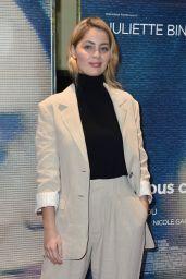 """Marie-Ange Casta - """"Celle Que Vous Croyez"""" Premiere in Paris"""