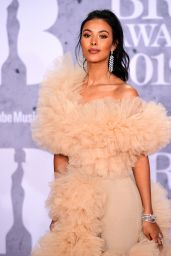 Maya Jama – 2019 Brit Awards