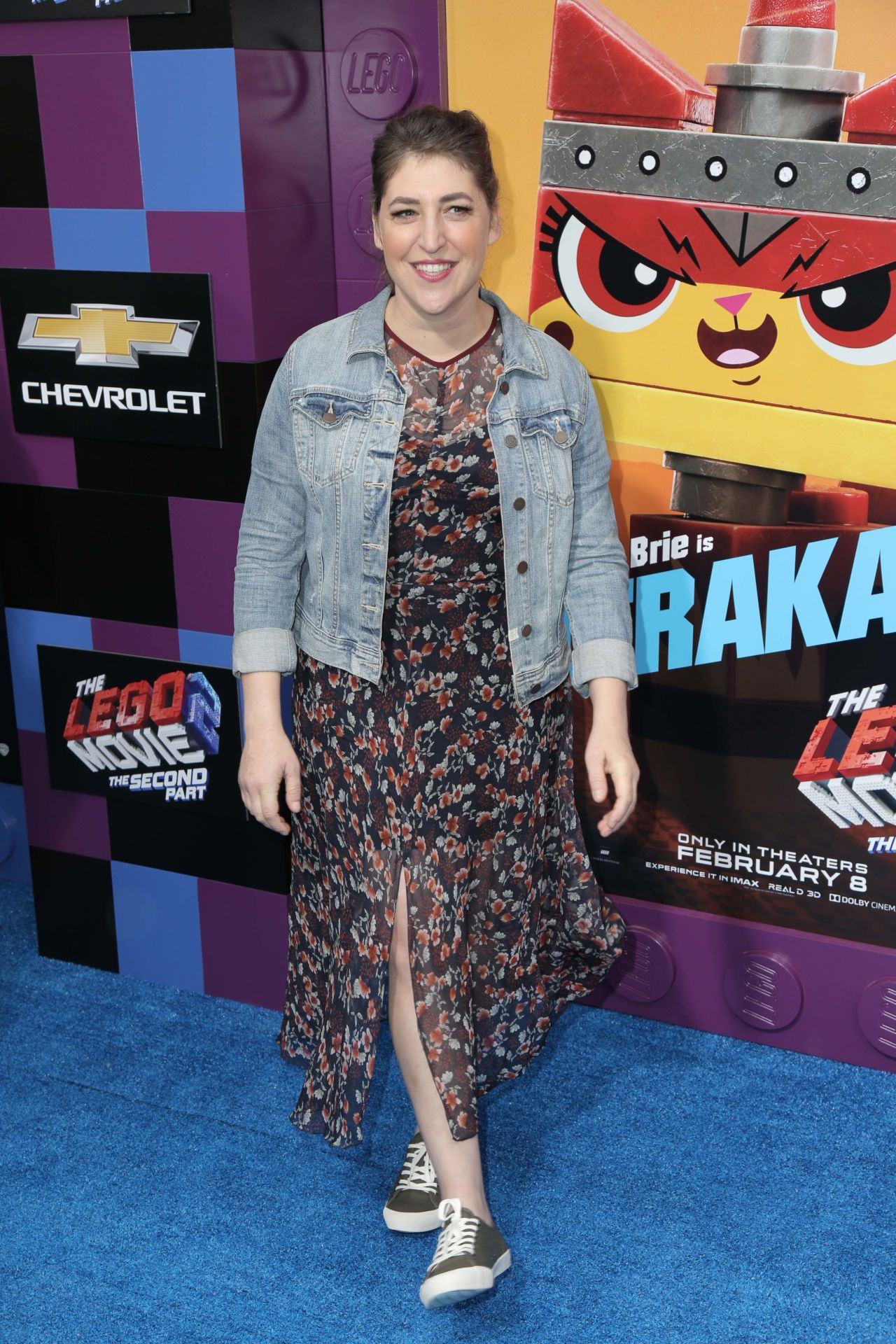 "Mayim Bialik – ""The Lego Movie 2: The Second Part ..."