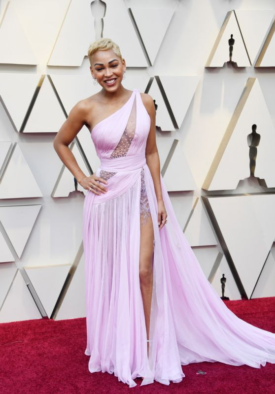 Meagan Good – Oscars 2019 Red Carpet