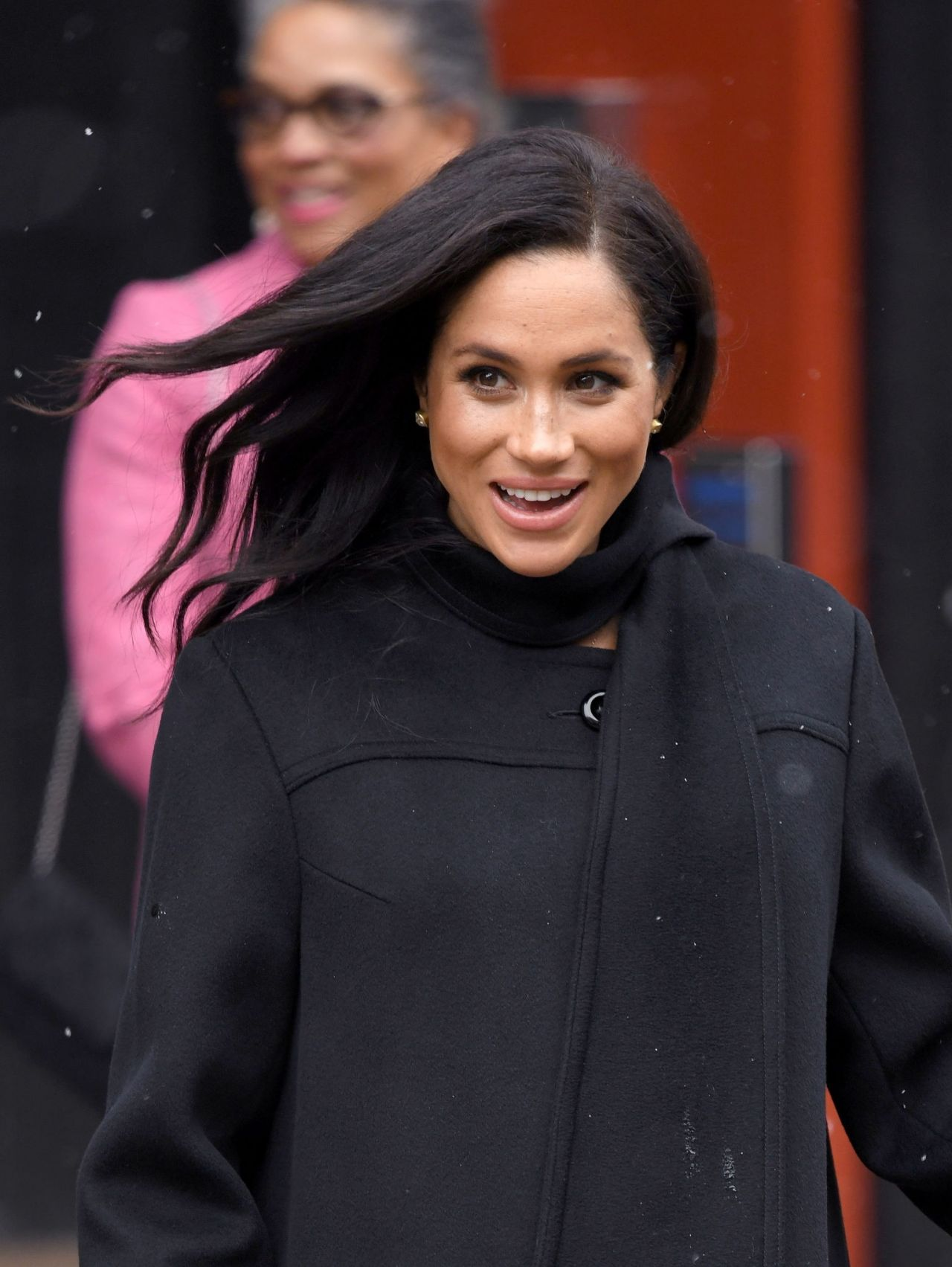 Meghan Markle And Prince Harry Visit Bristol In England 02