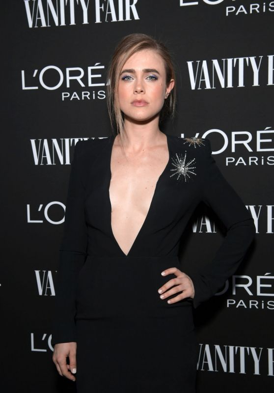 Melissa Roxburgh – Vanity Fair & LOréal Paris Celebrate New Hollywood 02/19/2019