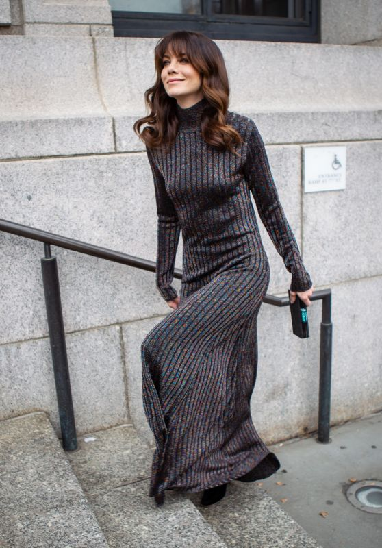 Michelle Monaghan - Carolina Herrera Fashion Show in New York City 02/11/2019