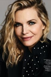 Michelle Pfeiffer - InStyle US March 2019