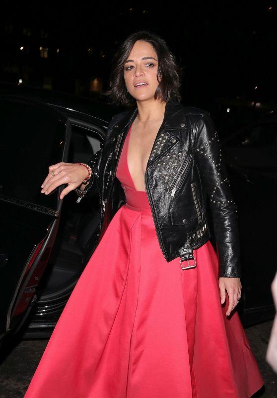 Michelle Rodriguez - Vogue BAFTA Party 02/10/2019