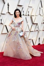 Michelle Yeoh – Oscars 2019 Red Carpet