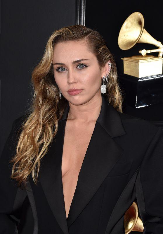 Miley Cyrus – 2019 Grammy Awards