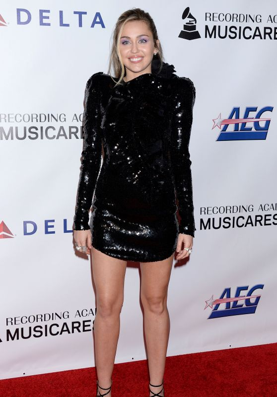 Miley Cyrus – 2019 MusiCares Person Of The Year Honoring Dolly Parton