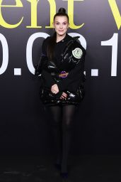 Millie Bobby Brown – Moncler Genius Fashion Show in Milan 02/20/2019