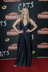 """Mollee Gray – """"Cats"""" Opening Night Performance in Hollywood"""